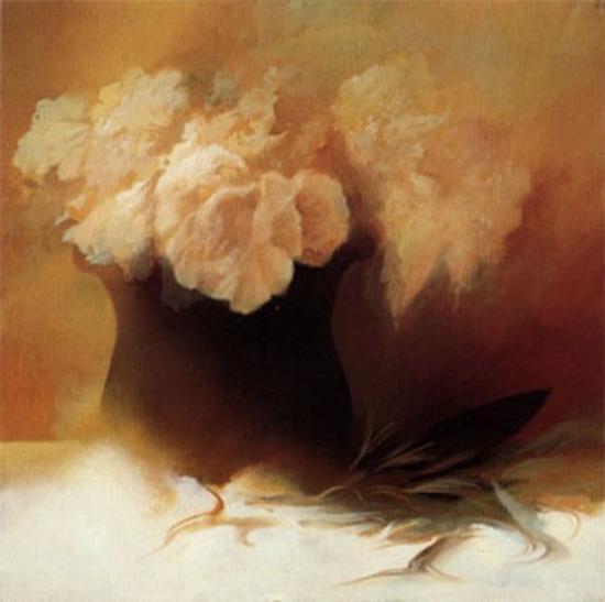 Roses I-Peggy Silbermann-Art Print