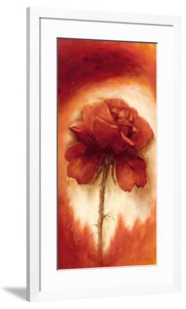 Roses II-Betty Jansma-Framed Art Print