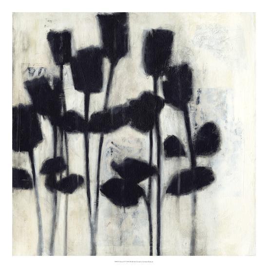 Roses II-Norman Jr^-Premium Giclee Print