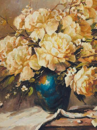 Roses in Full Bloom-Walt-Premium Giclee Print