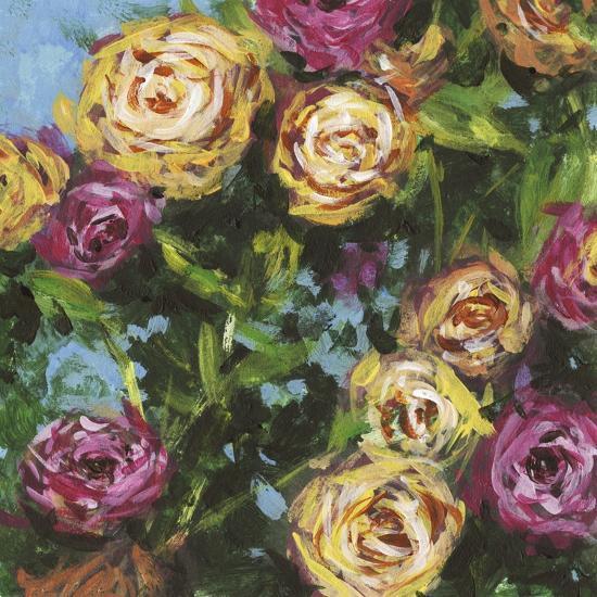 Roses in Sunlight II-Melissa Wang-Art Print