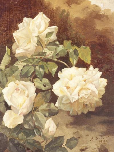 Roses-Alexandre Debrus-Giclee Print