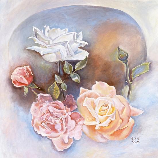 Roses-Judy Mastrangelo-Giclee Print