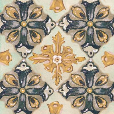 Rosette Adornment II-Margaret Ferry-Art Print