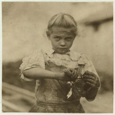 Rosie-Lewis Wickes Hine-Photographic Print