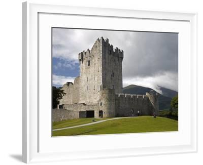 Ross Castle, Killarney National Park, County Kerry, Munster, Republic of Ireland, Europe-Richard Cummins-Framed Photographic Print