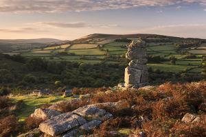 Bowerman's Nose, Dartmoor National Park, Devon, UK by Ross Hoddinott