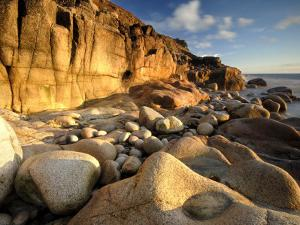 Porth Nanven, Nr St Just, Cornwall, UK by Ross Hoddinott