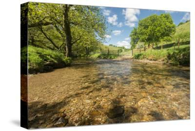 River Exe, Near Winsford, Exmoor National Park, Somerset, UK
