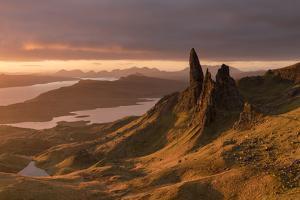 The Old Man of Storr, Isle of Skye, Scotland, UK by Ross Hoddinott
