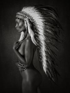 Indian Queen by Ross Oscar