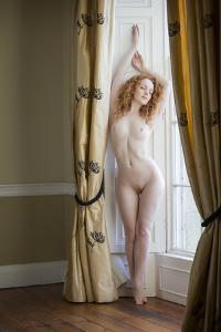 Ivory Drape by Ross Oscar