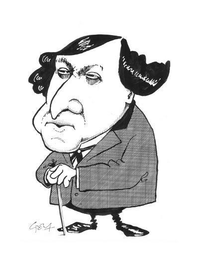 Rossini-Gary Brown-Giclee Print