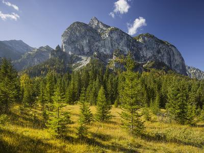 Rosskopfspitze, Risstal, Karwendel, Tyrol, Austria-Rainer Mirau-Photographic Print
