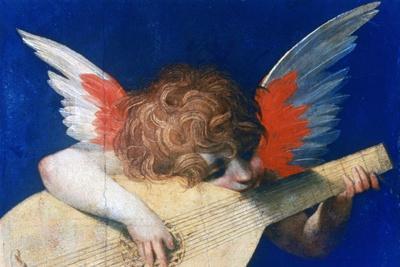 Angel Musician, C1520