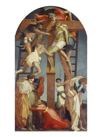 Descent from the Cross, 1521