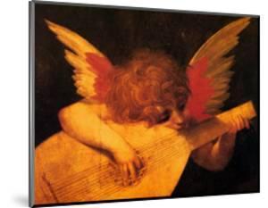 Musician Angel by Rosso Fiorentino (Battista di Jacopo)
