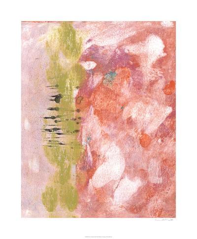 Rosy Composition II-Naomi McCavitt-Limited Edition