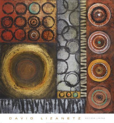 Rotate II-David Lizanetz-Art Print