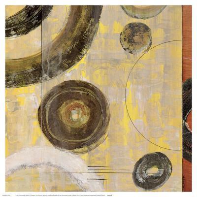 Rotation I-Kannon-Art Print