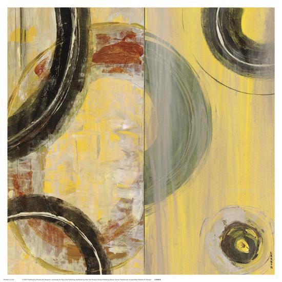 Rotation III-Kannon-Art Print