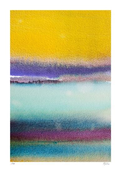 Rothkoesque 2-Mj Lew-Giclee Print