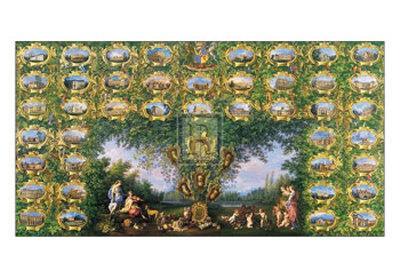 Rothschild Houses-J^ Winckler-Art Print