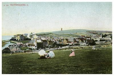 Rottingdean, Sussex, Early 20th Century--Giclee Print