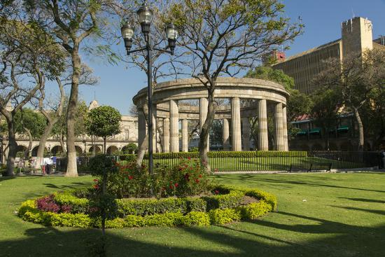 Rotunda of Illustrious People of Jalisco, Guadalajara, Jalisco, Mexico-Douglas Peebles-Photographic Print