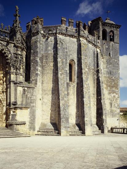 Rotunda of Templars, 1160-Guercino-Giclee Print