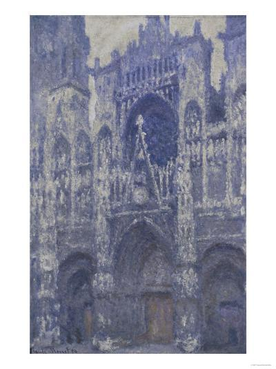 Rouen Cathedral, c.1892-Claude Monet-Giclee Print