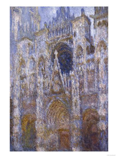 Rouen Cathedral, c.1894-Claude Monet-Giclee Print