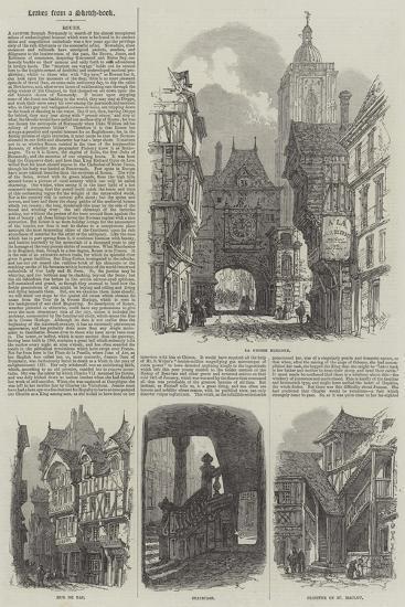 Rouen-Samuel Read-Giclee Print