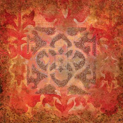 Rouge Nouveau I-Jennifer Hollack-Art Print