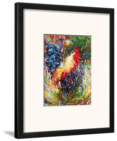 Rough Night-Larry Dyke-Framed Art Print