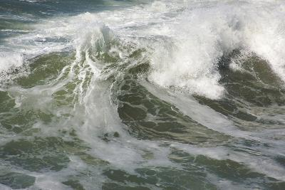 Rough Pacific Ocean Waves-Andy Dean Photography-Photographic Print