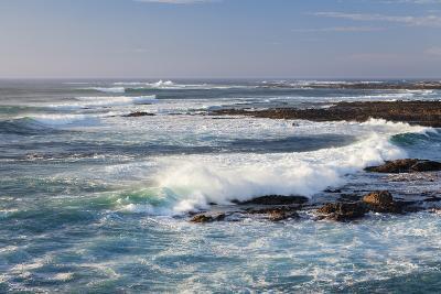 Rough Sea, El Cotillo, Fuerteventura, Canary Islands, Spain, Atlantic, Europe-Markus Lange-Photographic Print