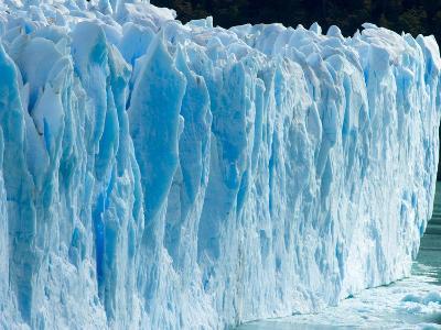 Rough Surface of Perito Moreno Glacier-John Eastcott & Yva Momatiuk-Photographic Print
