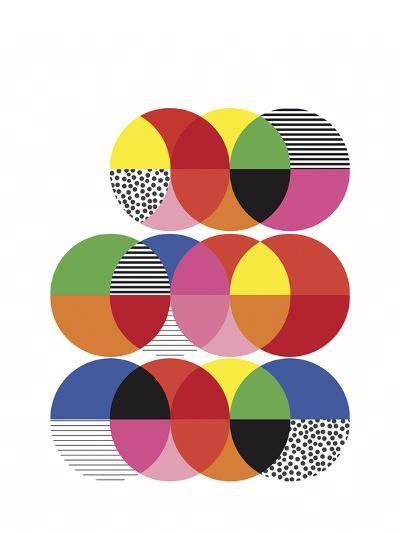 Roulette Twist-Sophie Ledesma-Giclee Print