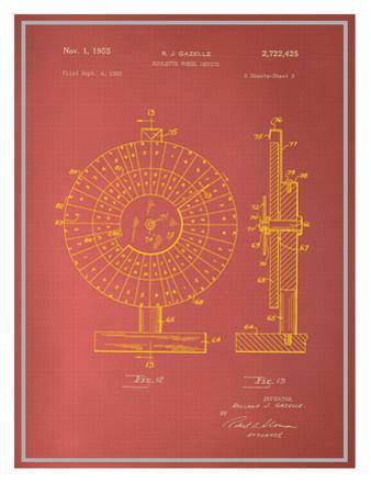 Roulette Wheel Blueprint