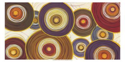 Round-A-Bout I-Julie Joy-Art Print