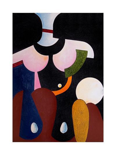 Round About Midnight, 2007-Jan Groneberg-Giclee Print
