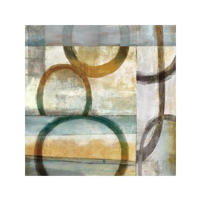 Round and Round I-Brent Nelson-Giclee Print