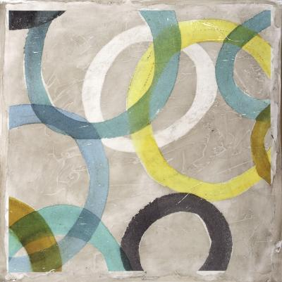 Round and Round II-Megan Meagher-Giclee Print