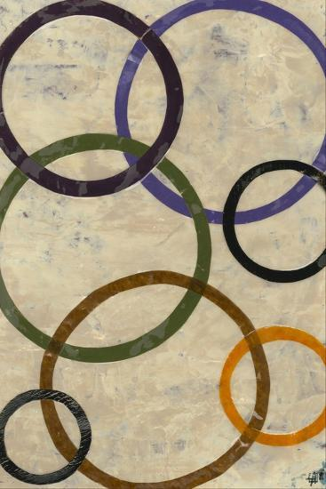 Round-n-Round II-Natalie Avondet-Art Print