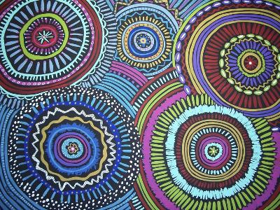 Round Robin-Karla Gerard-Giclee Print