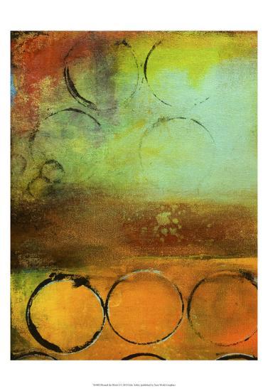 Round the Block I-Erin Ashley-Art Print