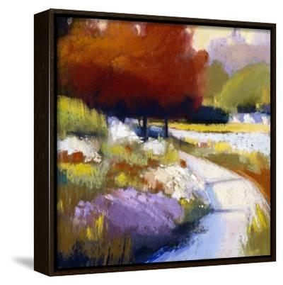 Roundabout-Lou Wall-Framed Canvas Print