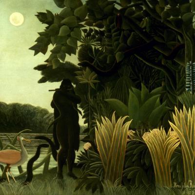 Rousseau: Snake Charmer-Henri Rousseau-Giclee Print