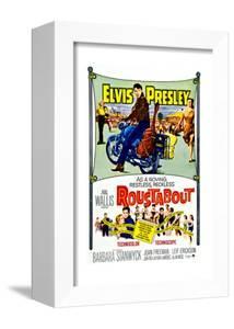 Roustabout, Barbara Stanwyck, Elvis Presley, Joan Freeman, 1964